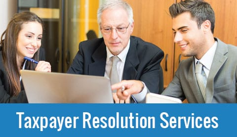 taxpayer resolution services